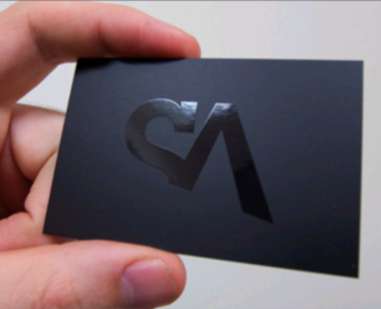 Luxury business cards st albans marketing luxury business cards reheart Gallery