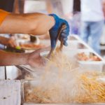 Asian Cuisine at the Food Festival